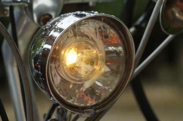 丸善電気 LEDヘッドライト改