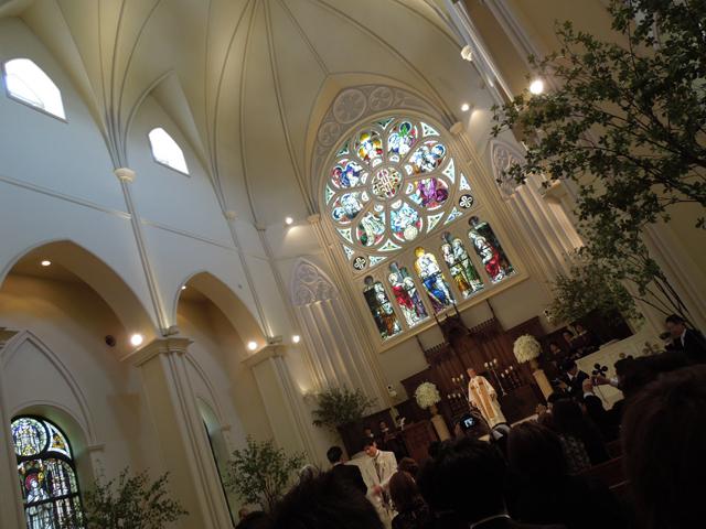 アートグレイス 大宮離宮の大聖堂