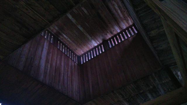 滝の湯の建物の中