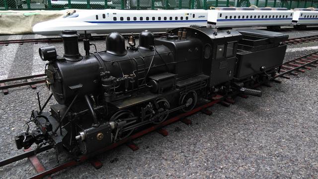 汽車と新幹線