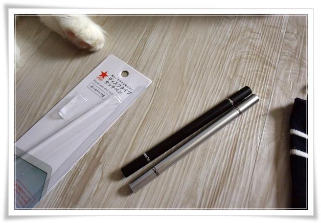 100均(キャンドゥさん)のタッチペン