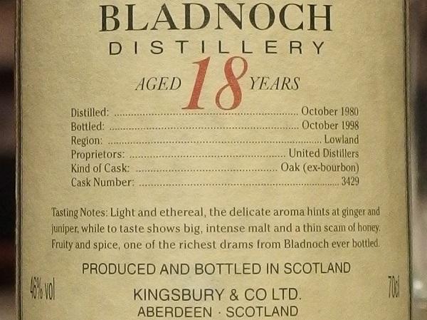 KINGSBURYS BLADNOCH 18yo_L_600