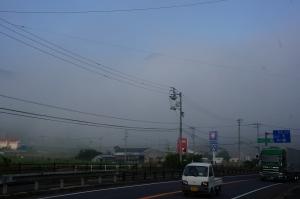 霧の火山21