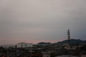 東かがわ市の朝日32