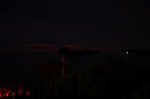 東かがわ市の日の出前32