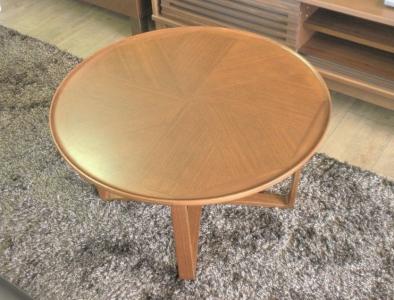 カンディハウス丸テーブル