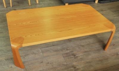 天童木工座卓