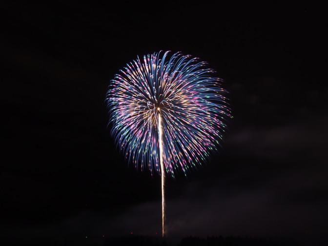 モエレ沼芸術花火2017エンディング