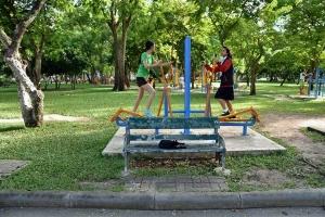 Health Park, Bangkok Thailand