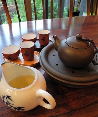 20170908「工夫茶器」で台湾茶