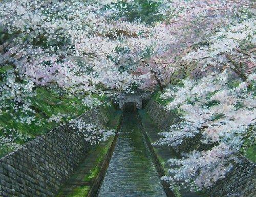 琵琶湖疎水取り水口