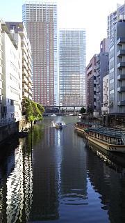 20161224芝浦から増上寺、新橋(その1)