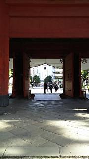 20161224芝浦から増上寺、新橋(その21)