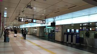 20161228朝の京都駅(その2)