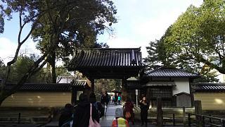20161228金閣寺(その1)