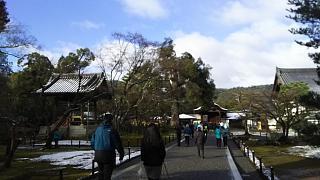 20161228金閣寺(その2)