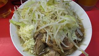 20170114ラーメン二郎三田本店(その6)