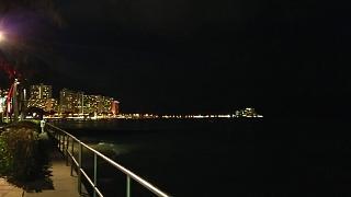 20170219夜のワイキキ(その10)