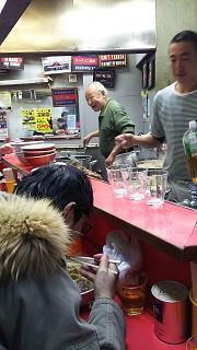 20170225ラーメン二郎三田本店(その3)