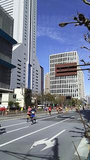 20170226東京マラソン(その1)