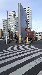 20170311ラーメン二郎三田本店(その1)