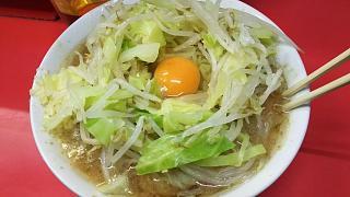 20170311ラーメン二郎三田本店(その5)