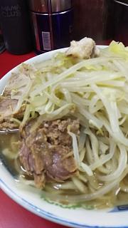 20170409ラーメン二郎目黒店(その2)