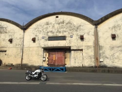 末広の倉庫