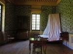 夫人の寝室