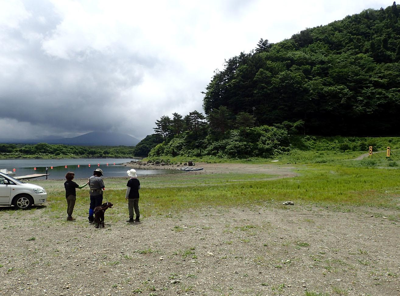 遺体捜索基礎訓練(2)