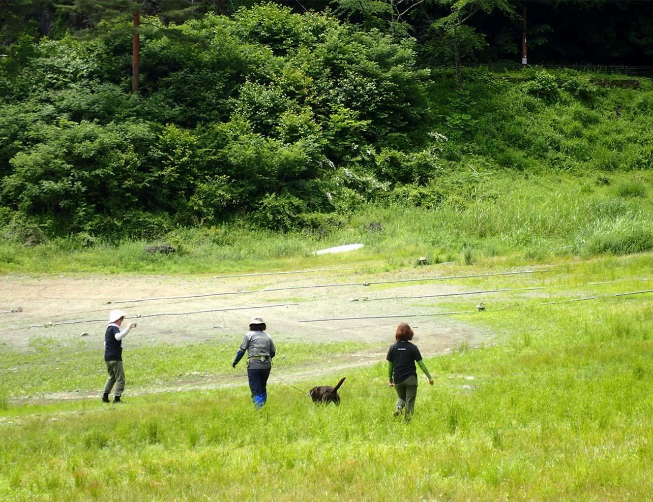 遺体捜索基礎訓練(3)