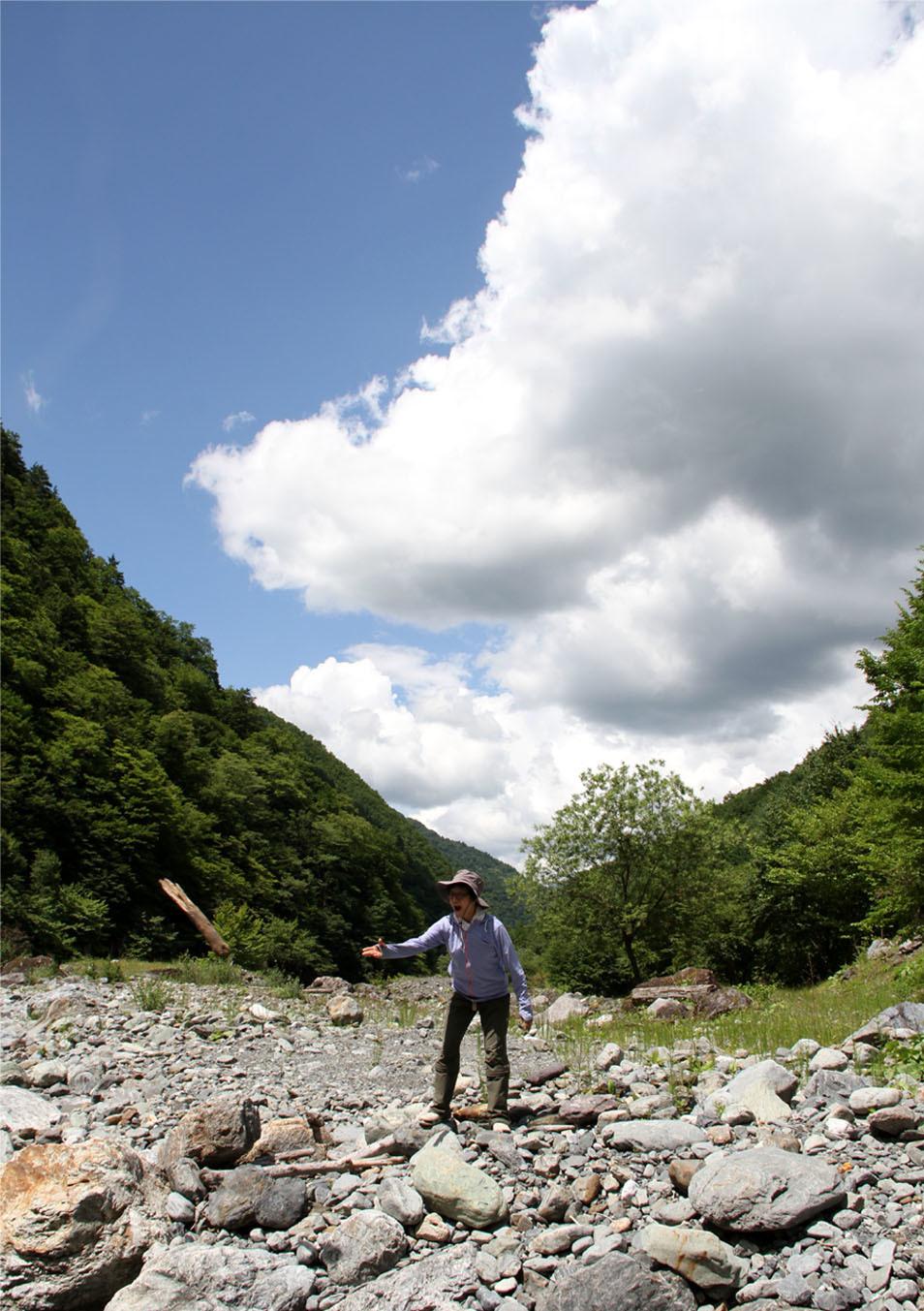 深山幽谷 レトリバー(1)