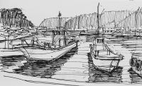 真鶴漁港1