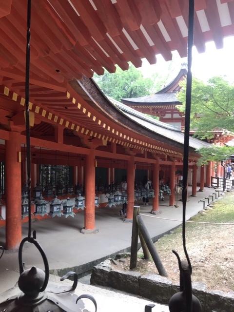 東大寺回廊