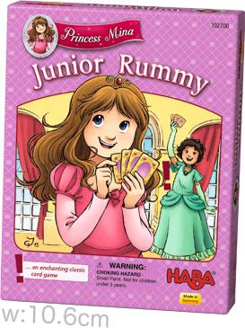 プリンセス・ミーナのジュニアラミー:箱