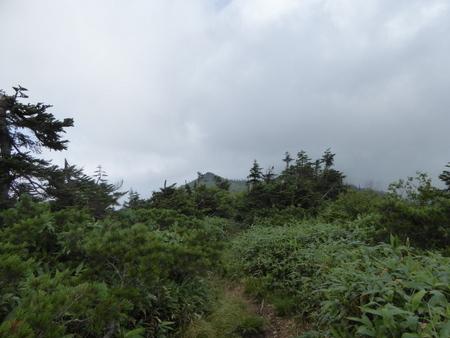 20170827笠ヶ岳