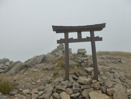 20170910北俣岳