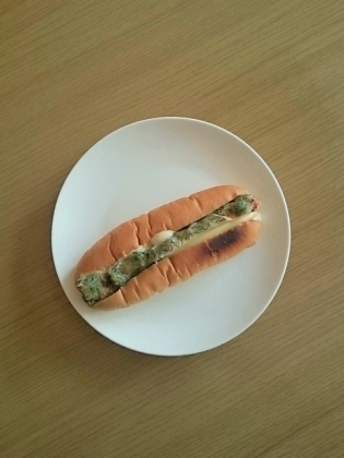 磯辺揚げチーズドッグ