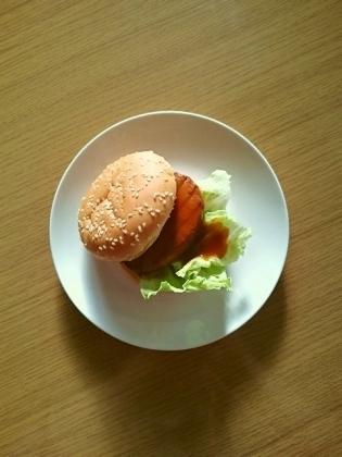 ハンバーガーマルシンチキンハンバーグレトルト