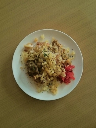牛焼肉炒飯3