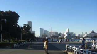 横浜山下公園1