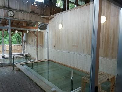 都幾川の温泉2