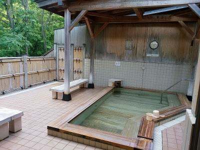 都幾川の温泉3