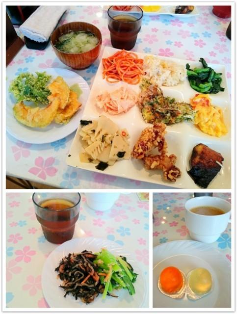 青森県 十和田市 ランチ グルメ ランチバイキング 写真 農家レストラン ぼんと正月