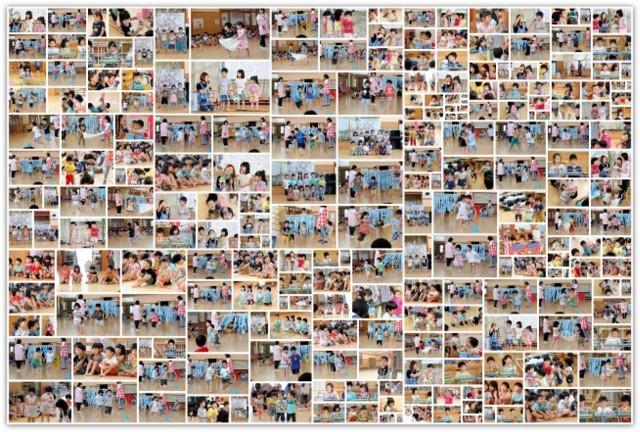 青森県 弘前市 保育園 七夕 行事 イベント 出張 写真 撮影 カメラマン スナップ インターネット 販売