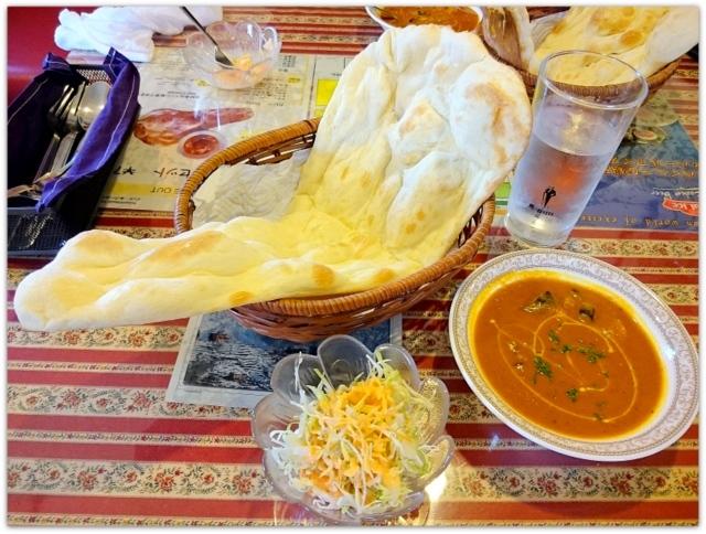 青森県 弘前市 1コインランチ弘前 ワンコインランチ ランチ グルメ 写真 インドレストラン タンドール カレー ナン