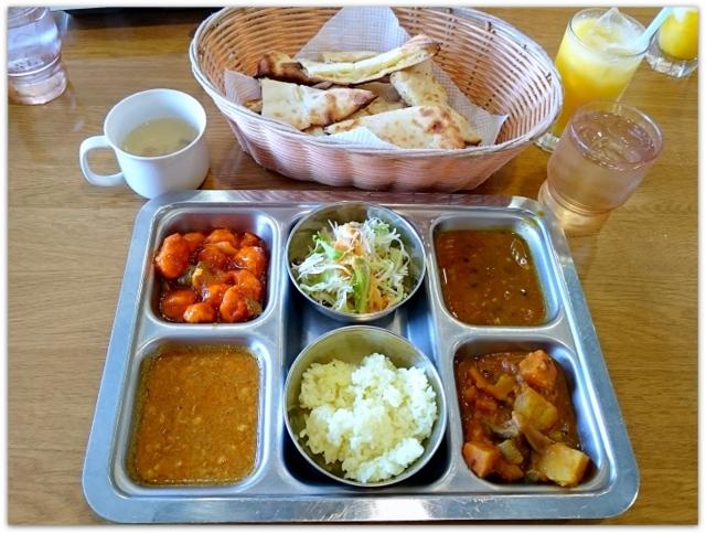 本格インド料理 プレム ランチ グルメ 写真 バイキング 食べ放題 青森市 サンロード青森 青森県