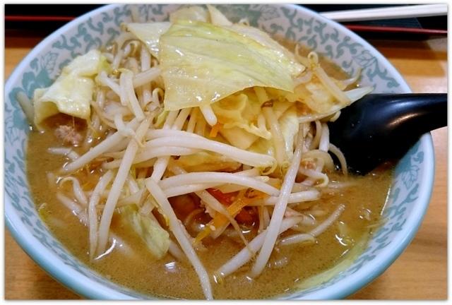 青森県 弘前市 中三 味噌ラーメン 中みそ ランチ グルメ 写真
