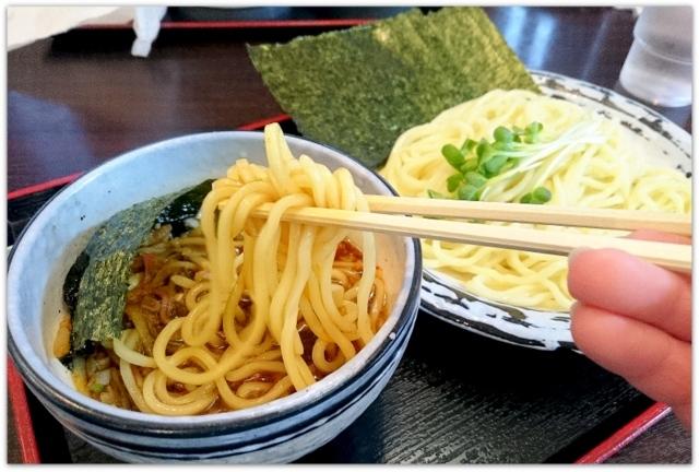 青森県 八戸市 麺食堂 代々 DAIDAI つけ麺 ランチ グルメ 写真