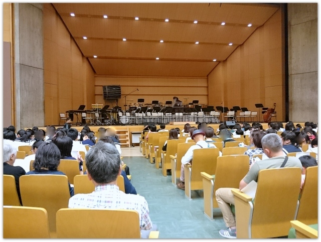 青森県 弘前市 弘前市民会館 海上自衛隊 大湊 音楽隊 市民とのふれあいコンサート